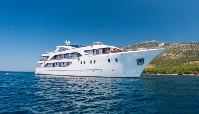 Deluxe Kreuzfahrtschiff MV Admiral