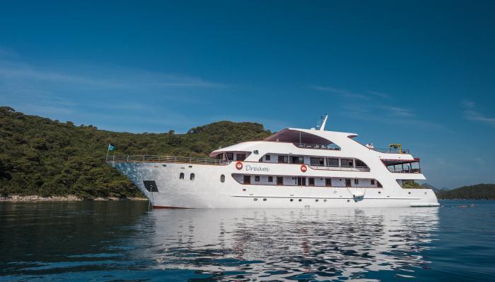 Premium Superior Kreuzfahrtschiff MV Dream