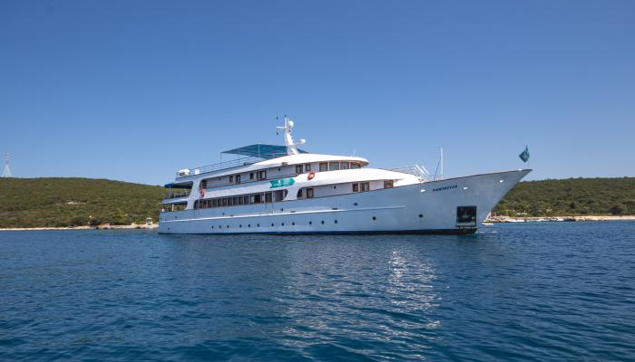 Deluxe Kreuzfahrtschiff MV Fantazija