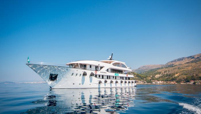 Deluxe Kreuzfahrtschiff MV Katarina