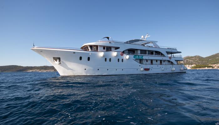 Deluxe Kreuzfahrtschiff MV Aquamarin