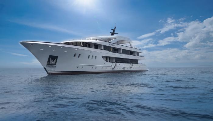 Deluxe Superior Kreuzfahrtschiff MV Aurelia