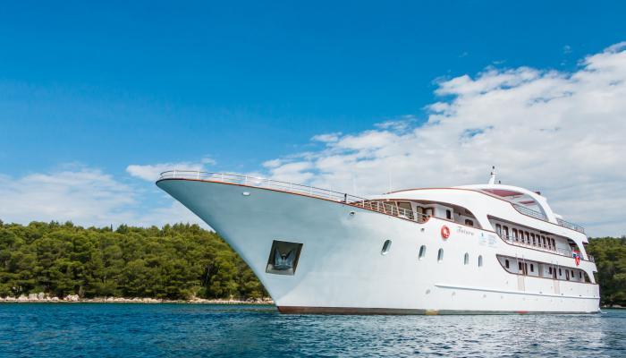 Deluxe Superior Kreuzfahrtschiff MV Futura