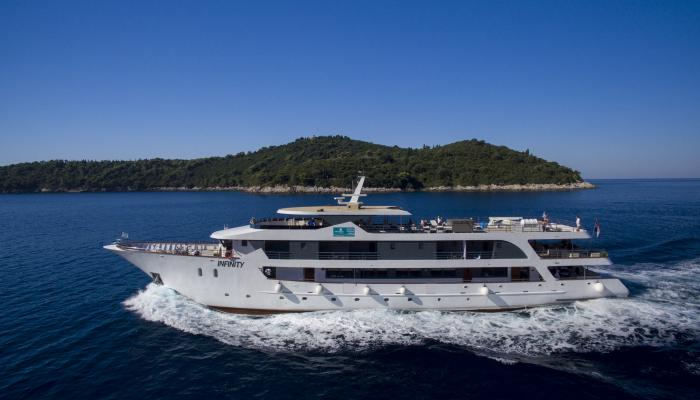 Deluxe Superior Kreuzfahrtschiff MV Infinity
