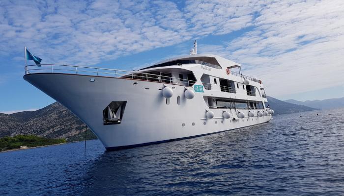 Deluxe Superior Kreuzfahrtschiff MV Markan