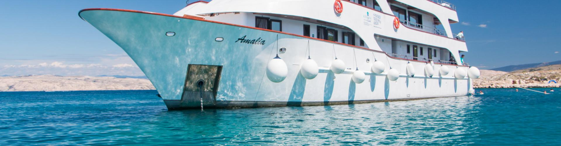 Premium Superior Kreuzfahrtschiff MV Amalia- Motoryacht