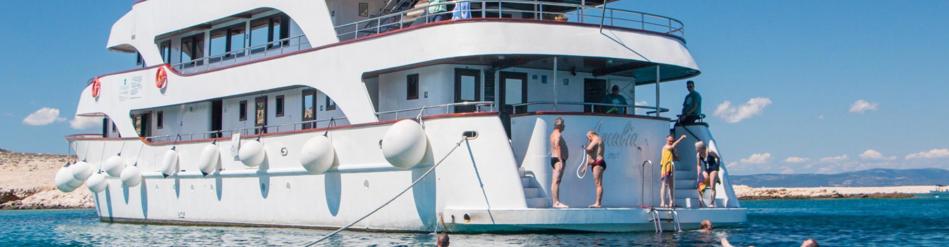 2013. Premium Superior Kreuzfahrtschiff MV Amalia