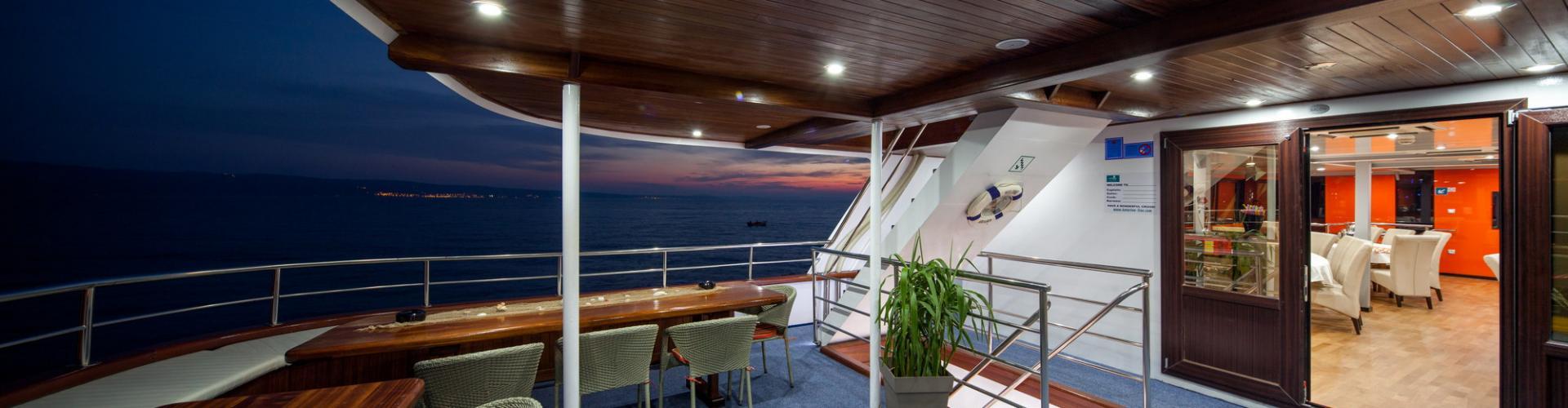 Motoryacht Premium Superior Kreuzfahrtschiff MV Amalia