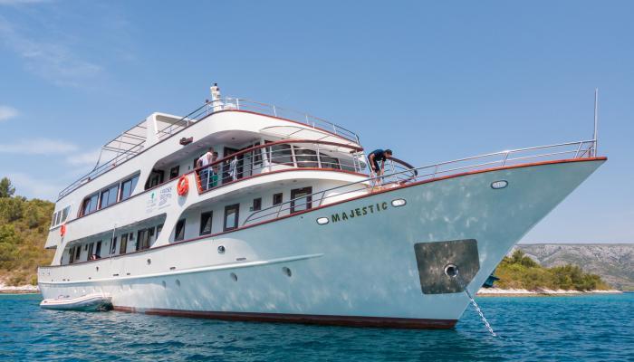 Premium Superior Kreuzfahrtschiff MV Majestic