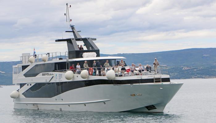 Premium Superior Kreuzfahrtschiff MV Seagull