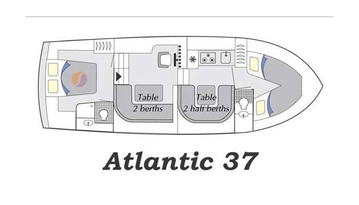 Atlantic 37 1991