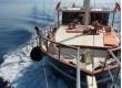 ANDREA  charter Motorsegler Kroatien Split