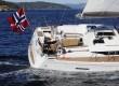 Sun Odyssey 409  yachtcharter