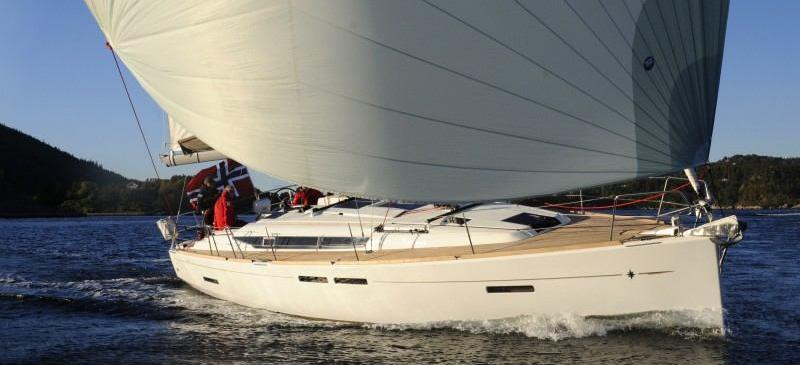 Segelyacht Sun Odyssey 409
