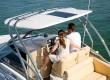 Four winns 258 vista  charter Motoryacht Kroatien