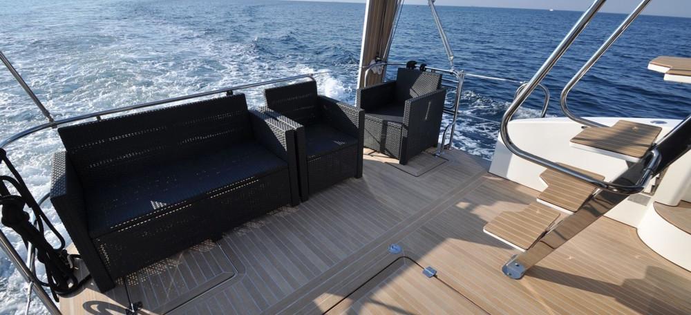 Motoryacht Futura 40 Grand Horizon