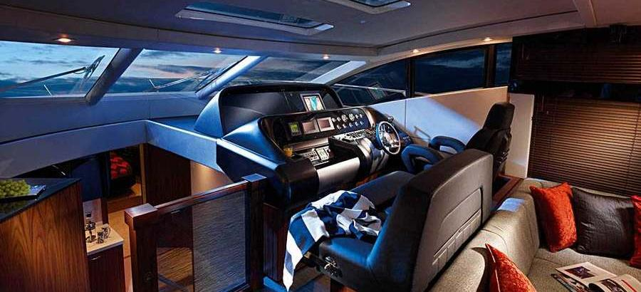 Motoryacht Sunseeker Predator 64