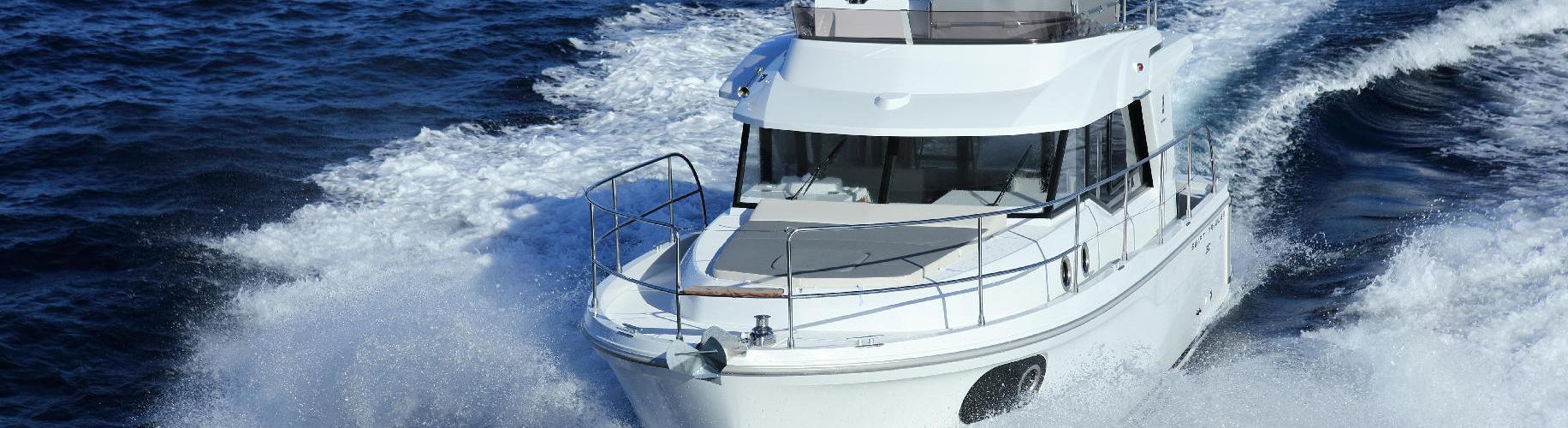 Motoryacht Swift Trawler 30