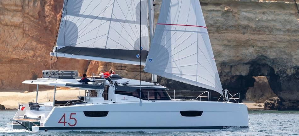Fountaine Pajot Elba 45v