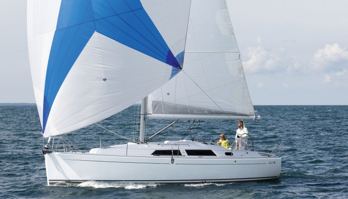 Hanse 355 2012