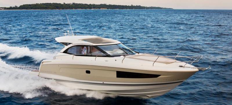 Motoryacht Leader 36
