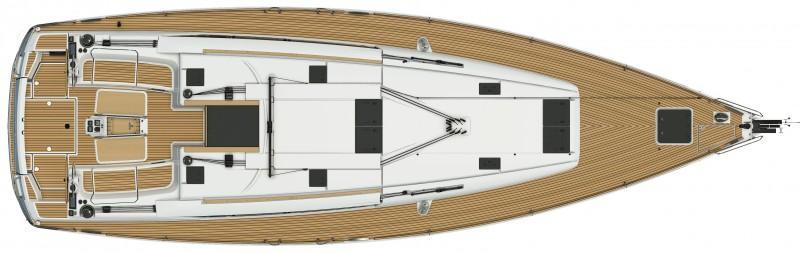 Segelyacht Sun Odyssey 509