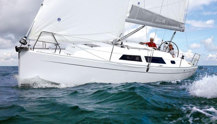 Hanse 325 2012