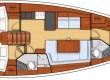 Oceanis 41  yachtcharter