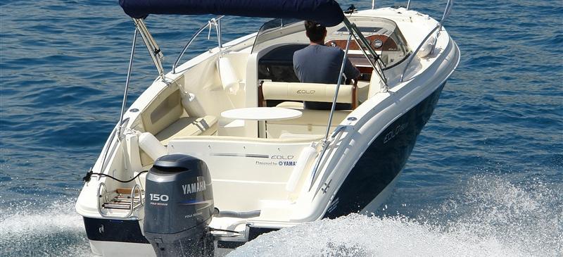 Motoryacht Eolo 650