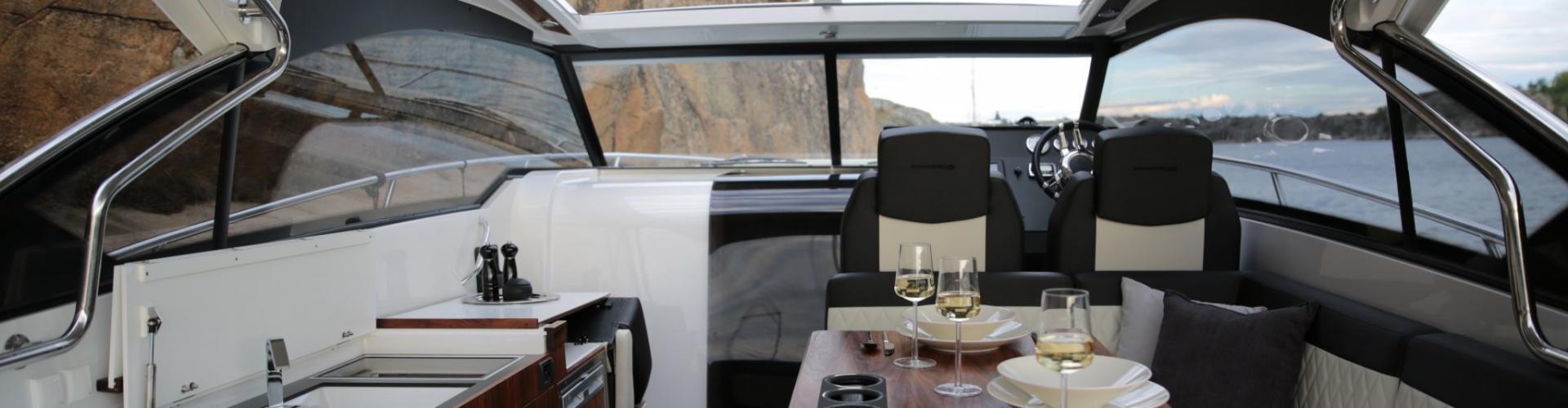 Motoryacht Grandezza 34 OC