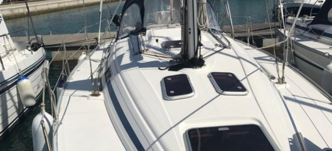 Segelyacht Bavaria 36 Cruiser