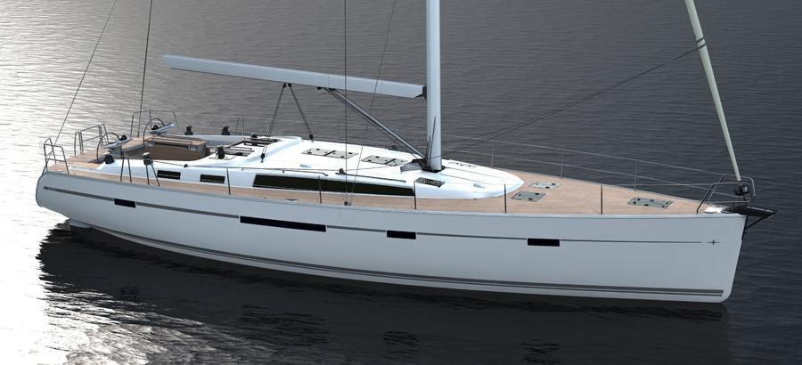 2016. Bavaria Cruiser 56