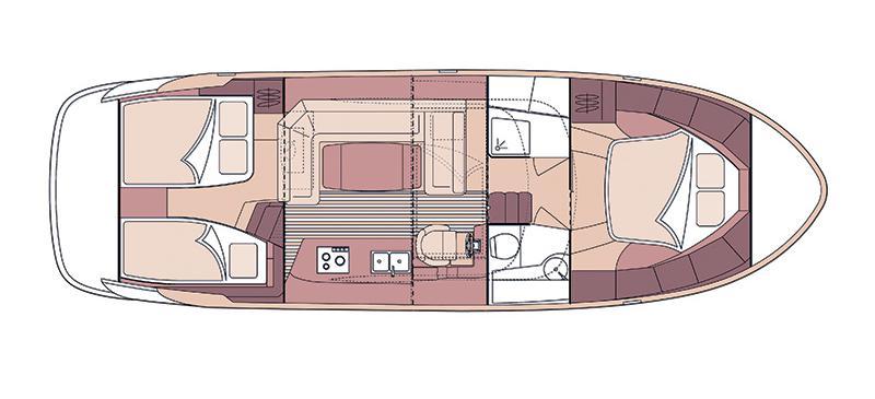 Motoryacht Marex 370 ACC