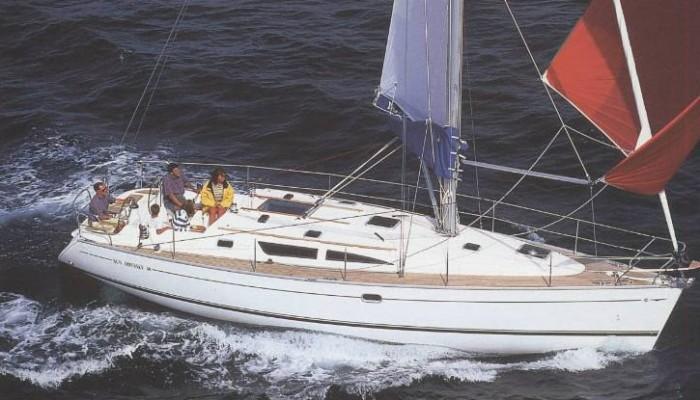 Sun Odyssey 40 2000