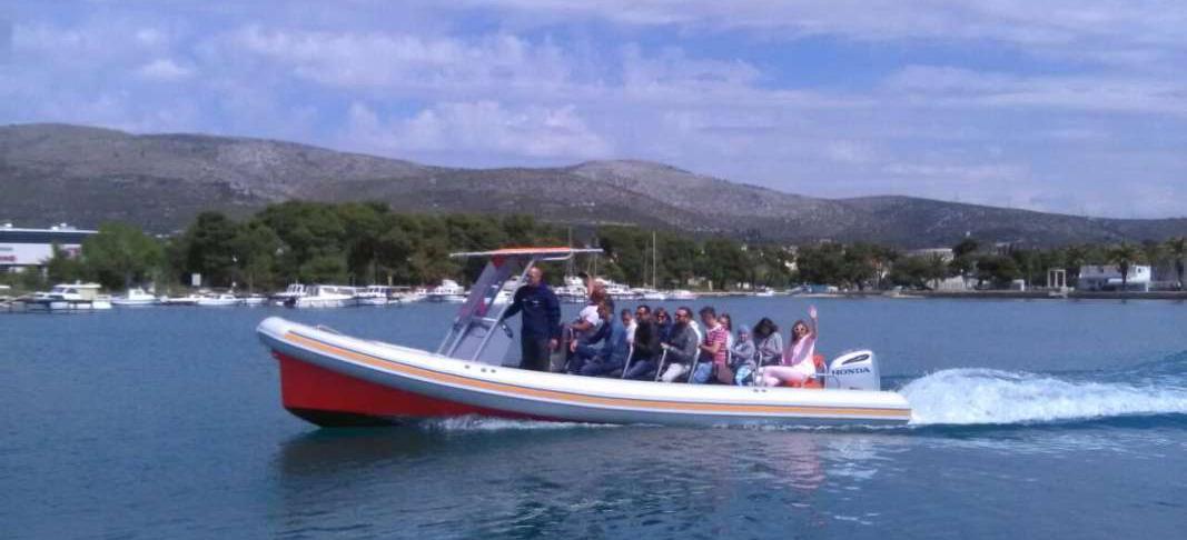 Motoryacht Colnago 27