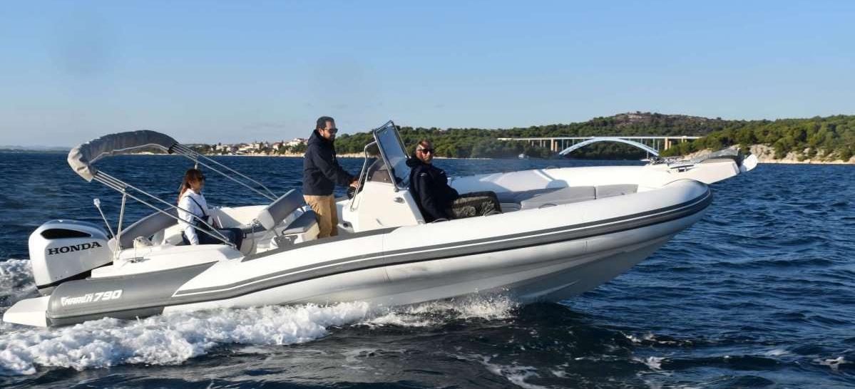 Motoryacht Marlin 790 Dynamic