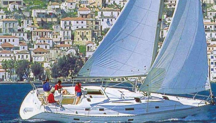 Oceanis 381 1999