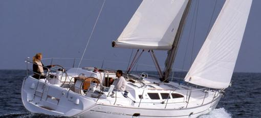 Segelyacht Sun Odyssey 40.3