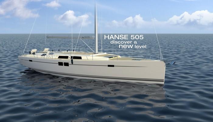 Hanse 505 2014