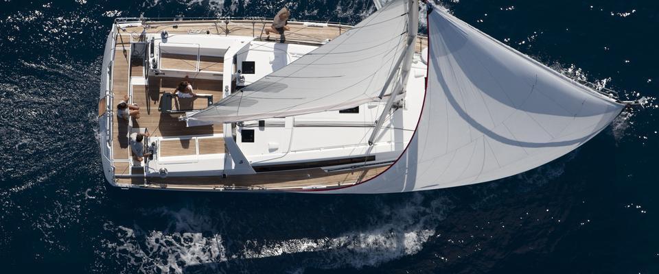 Segelyacht Oceanis 45 ( 3 cab.)