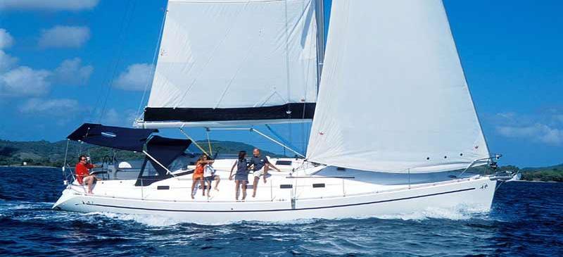 Segelyacht Harmony 47
