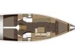 Dufour 382  charter Segelyacht Kroatien