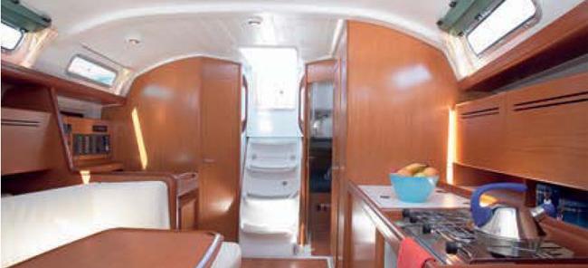 Segelyacht Cyclades 39.3