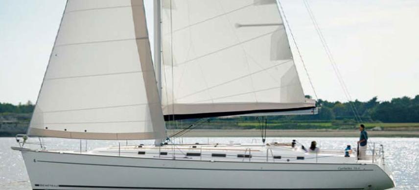 Segelyacht Cyclades 50.5