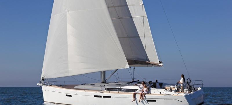Segelyacht Sun Odyssey 479