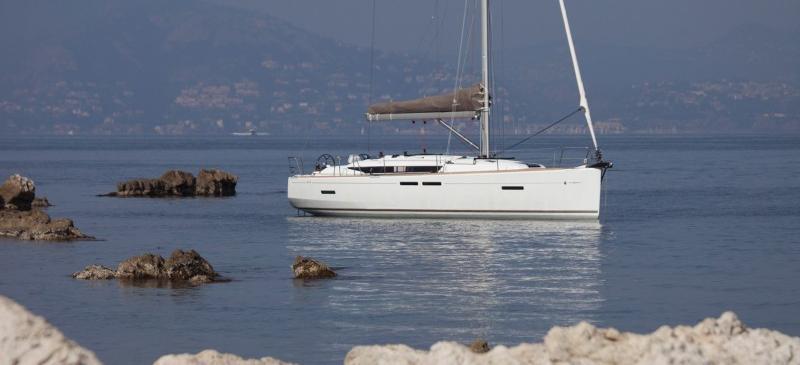 Segelyacht Sun Odyssey 419