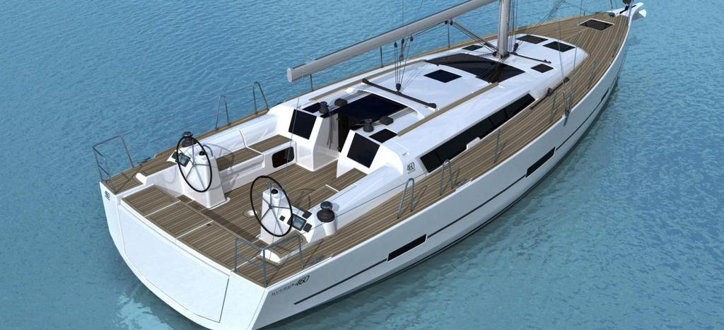 Segelyacht Dufour 460 GL