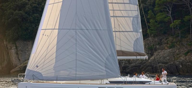 Segelyacht Sun Odyssey 519
