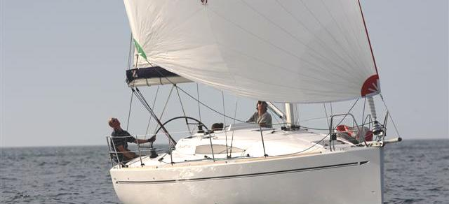 Segelyacht Elan 340