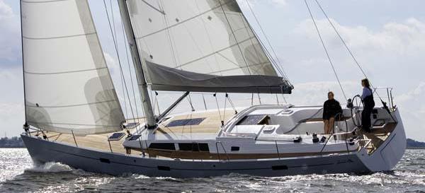 Segelyacht Hanse 470